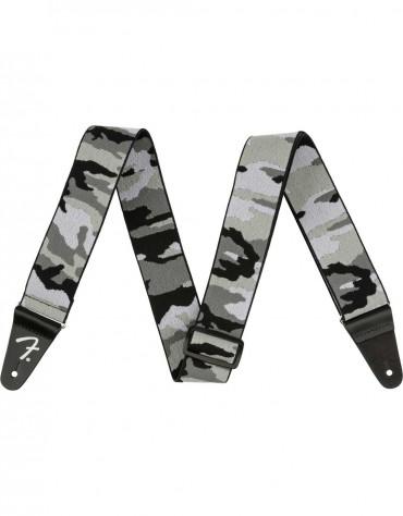 "Fender WeighLess™ 2"" Camo Strap, Winter Camo"