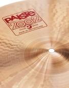 "PAISTE 2002 CRASH 16"""