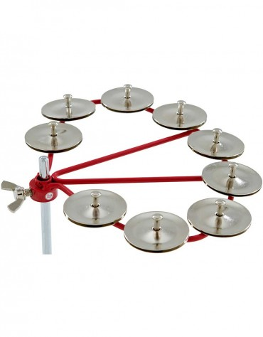 Latin Percussion Cyclops® LP191, LP861.220 Jingle Ring, Steel