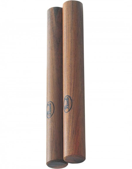 Pearl PCL-20FCW Folkloric Wood Claves (Maca Wood)