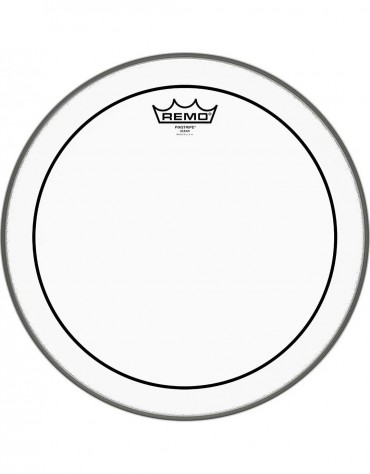 """Remo 12"""" Pinstripe Clear Drum Head - PS-0312-00"""