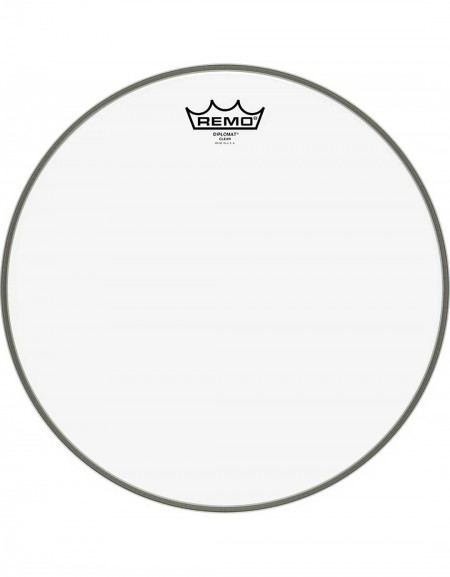 "Remo 14"" Diplomat Clear Drum Head - BD-0314-00"