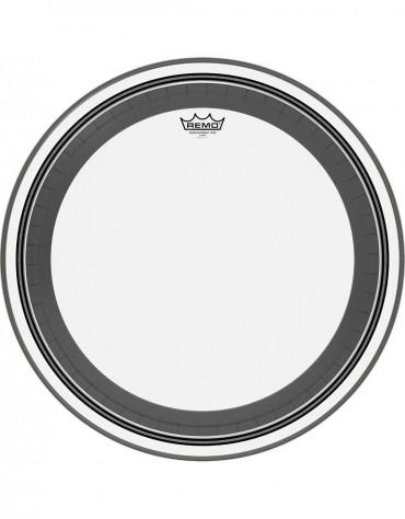 "Remo 20"" Powerstroke Pro Clear Bass Drum Head - PR-1320-00"