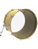 "Remo 22"" Ambassador Clear Bass Drum Head - BR-1322-00"