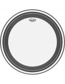 "Remo 22"" Powerstroke Pro Clear Bass Drum Head - PR-1322-00"