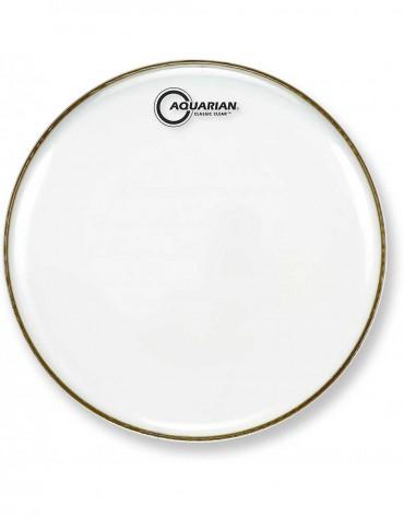 "Aquarian CCSN13, 13"" Classic Clear Snare Bottom"