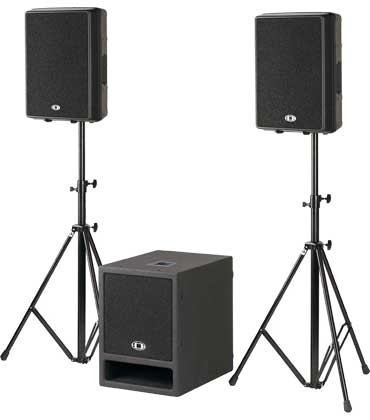 Звучни Системи